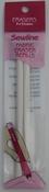 Sew line navulling eraser stick per stuk