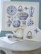 Chinees porcelein Porcelaines de Chine per stuk