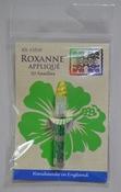 Roxanne applique needles large eye per stuk