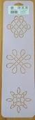 Quilt stencil 3 Celtic Blocks 3 inch per stuk