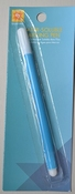 Water oplosbare marker blauw per stuk